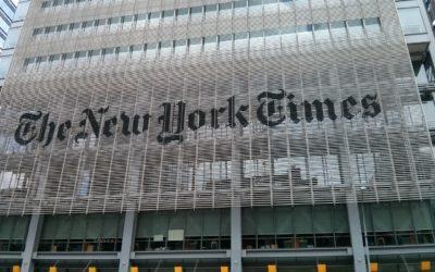 Il New York Times lancia l'edizione per la lettura vocale di Alexa