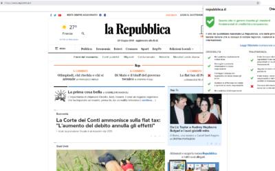 Le fake news hanno i giorni contati? È arrivato in Italia NewsGuard