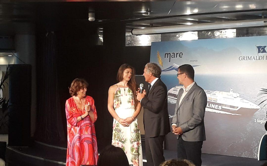 I vincitori del premio giornalistico Mare Nostrum Award