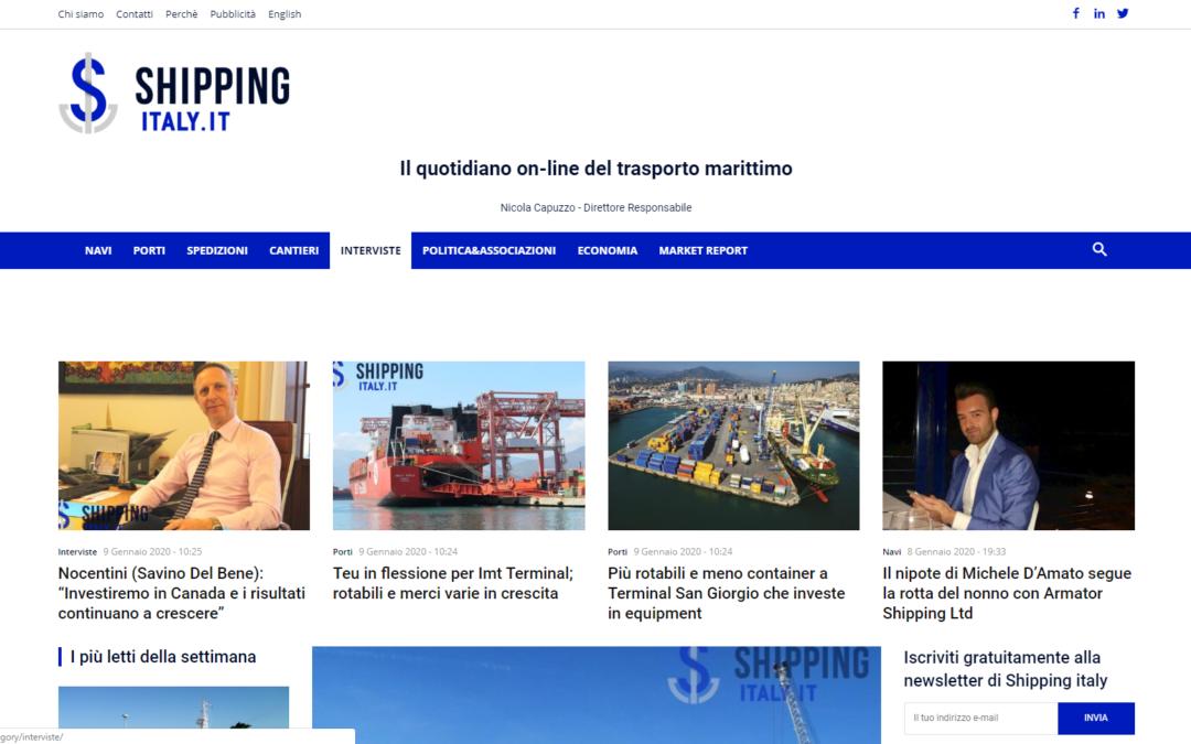 Nasce Shipping Italy